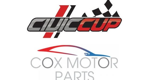 Motordrive seats are proud to be sponsors of the Cox Motorsport Civic Cup