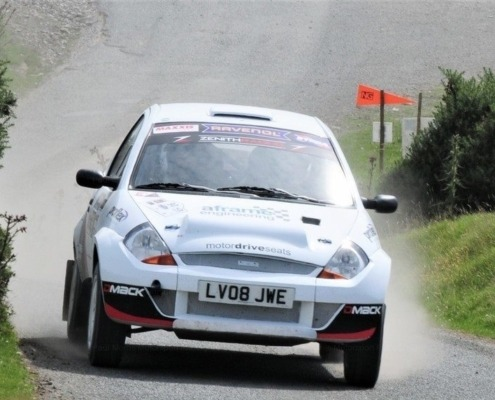 Nicky Grist Stages – Success for Meadows