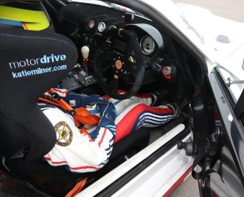 Katie Milner completes debut Ginetta GT5 Challenge season