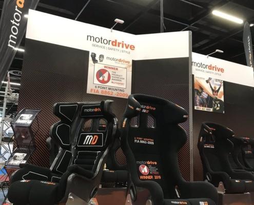 Motordrive Seats - Autosport Awards Product Showcase Awards Winner 2019