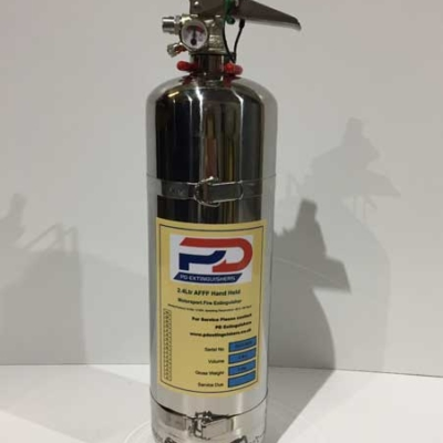 2.4 Litre AFFF Hand Held Fire Extinguisher