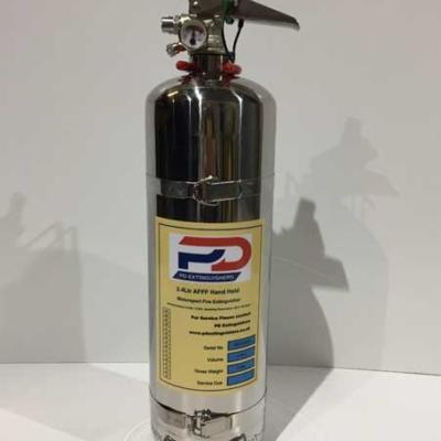 2.4 Litre AFFF Hand Held Fire Extinguisher