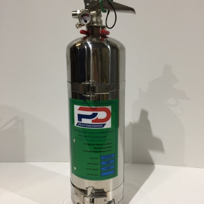 3Kg Haylo Hand Held Fire Extinguisher