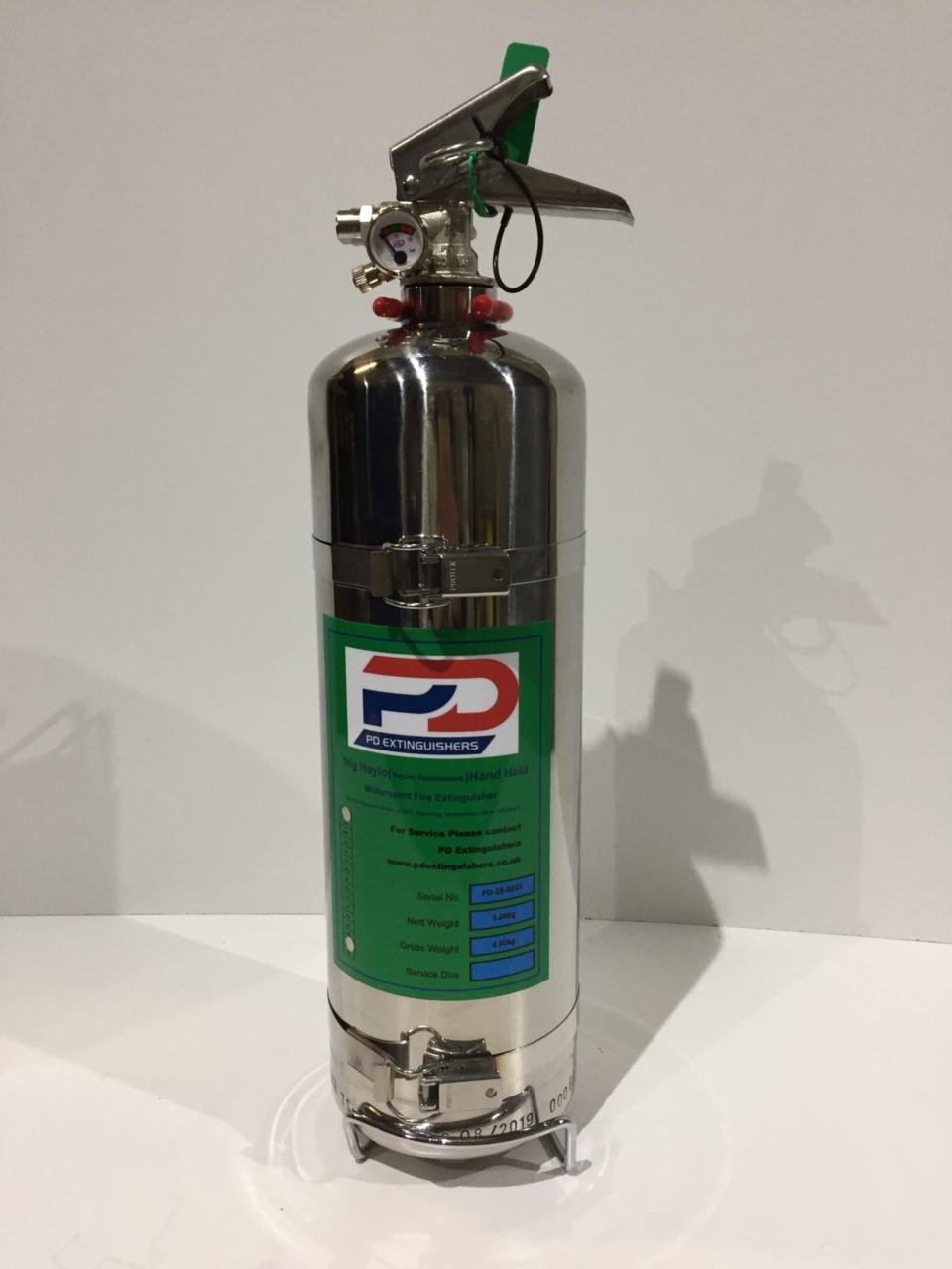 3Kg Haylo Hand Held Fire Extinguisher