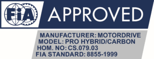 PRO HYBRID CARBON FIA Approved POS COL