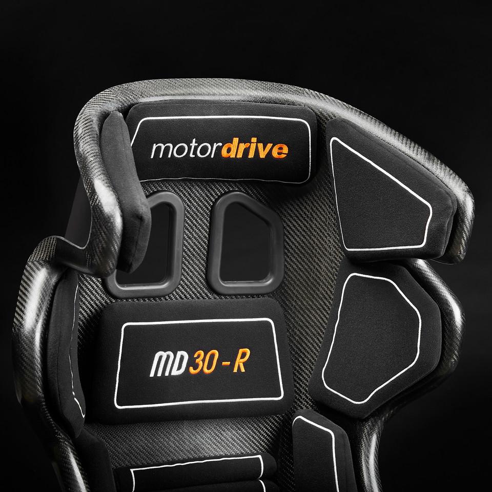 Motordrive MD30-R Seat