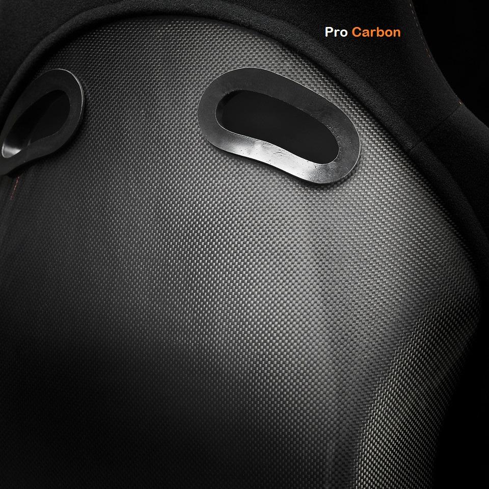 Motordrive Pro Seat Carbon