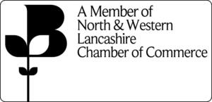 A member of North & Western Lancashire Chamber of Commerce