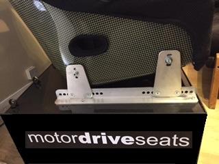Motordrive Aluminium Seat Mounting Frame