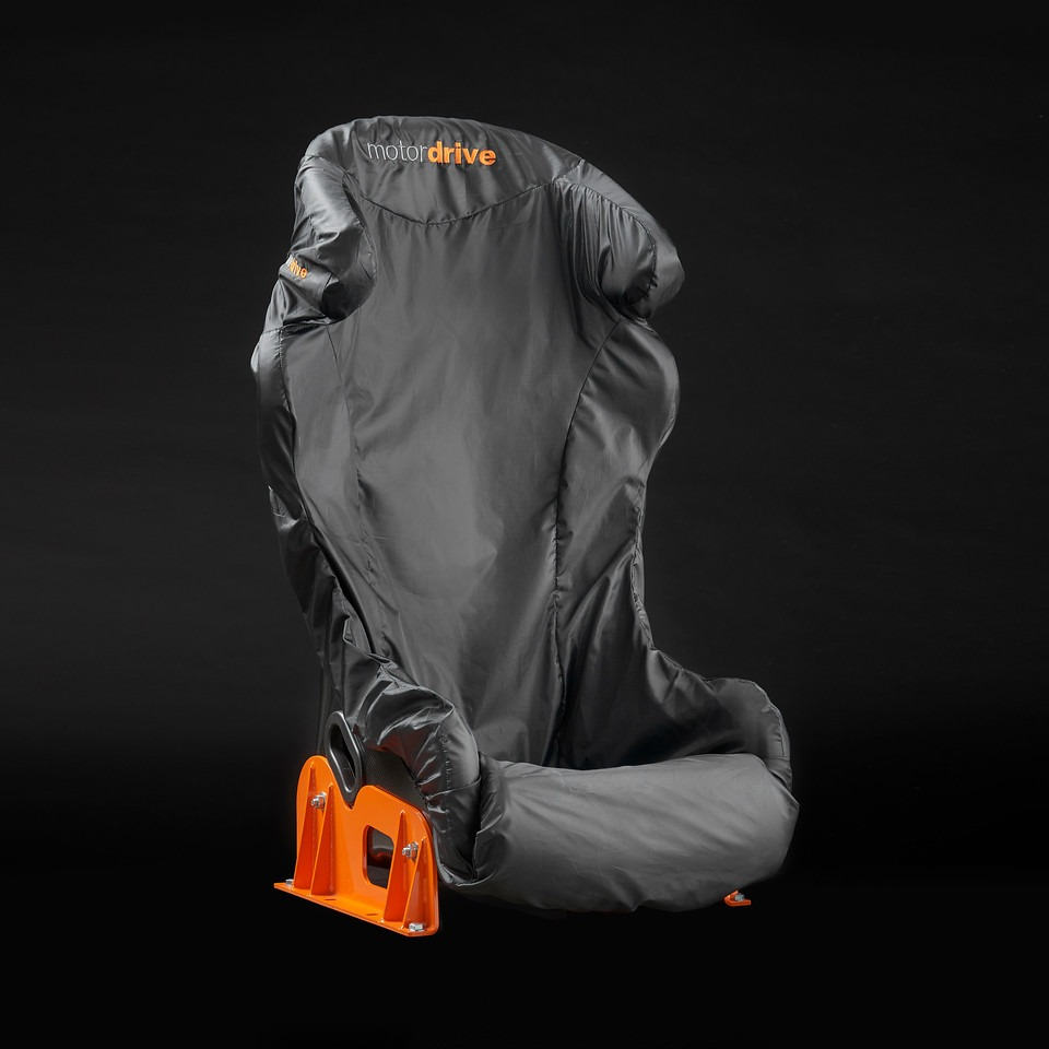 MD Throwover Seat Cover