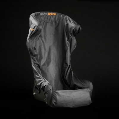 Race Throwover Seat Cover