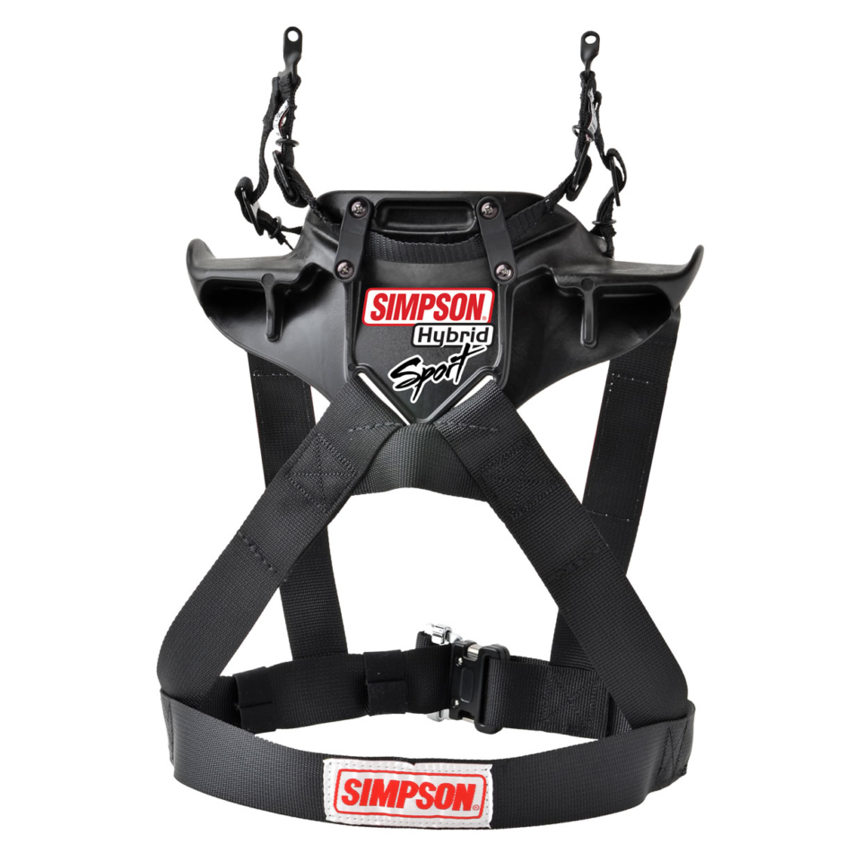 Simpson Hybrid Sport HANS