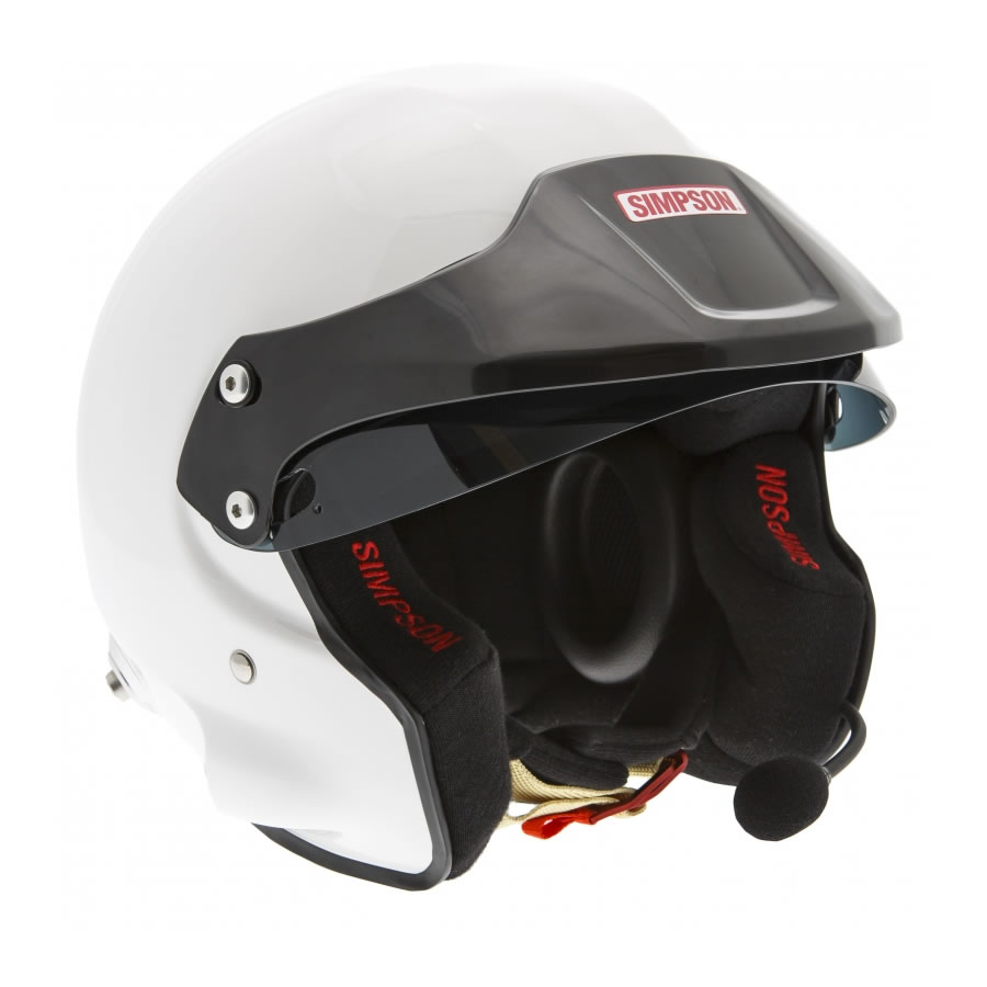 Simpson Rally Helmet